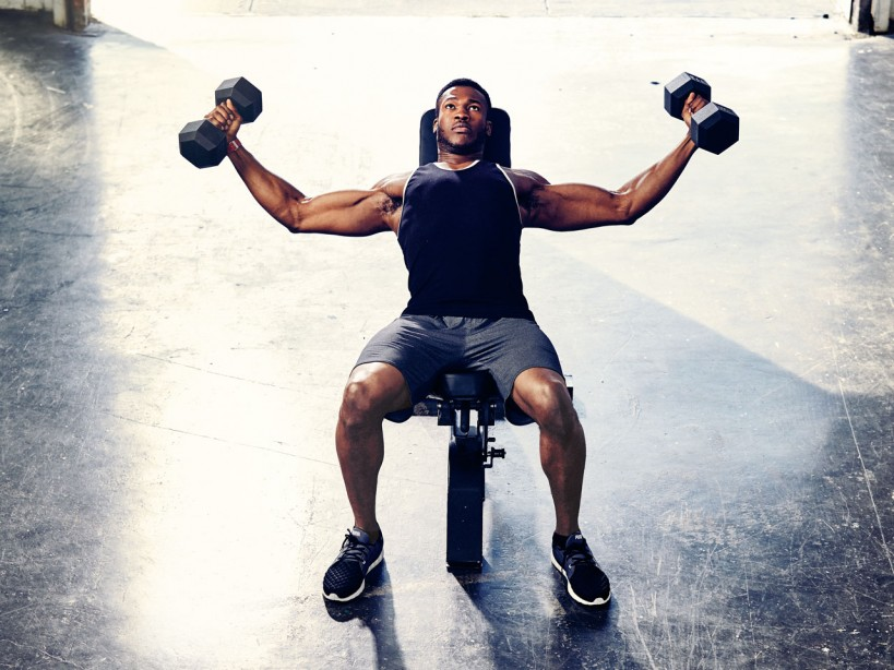 Man-workout-how to workout your pectorals