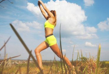 Workout woman-Workout Without Having to Exercise